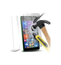 Apsauginis grūdintas stiklas Microsoft Lumia 535 telefonui