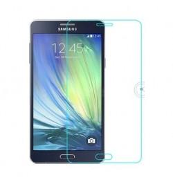 Apsauginis grūdintas stiklas Samsung Galaxy A8 telefonui