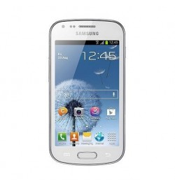 Apsauginis grūdintas stiklas Samsung Galaxy Trend telefonui