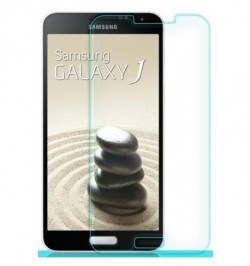 Apsauginis grūdintas stiklas Samsung Galaxy J3 (2016) telefonui