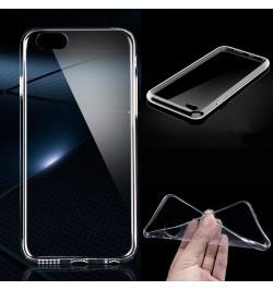 Skaidrus silikoninis dėklas HTC Desire 820 telefonui