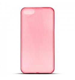 Rožinis silikoninis dėklas HTC Desire 820 telefonui