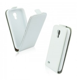"""Atverčiamas baltas dėklas LG Zero telefonui """"Telone Vertical"""""""