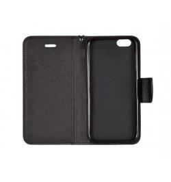 """Atverčiamas juodas dėklas LG G3 telefonui """"Telone Fancy"""""""