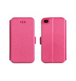"""Atverčiamas rožinis dėklas iPhone 6 Plus telefonui """"Telone Book Pocket"""""""