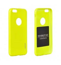 """Itin plonas 0,3mm silikoninis žalias dėklas LG G3 mini telefonui """"Jelly Fluorescent"""""""