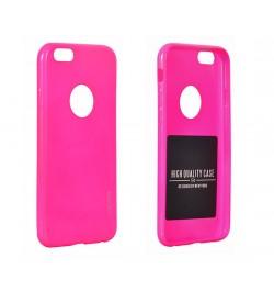"""Itin plonas 0,3mm silikoninis rožinis dėklas LG G3 mini telefonui """"Jelly Fluorescent"""""""