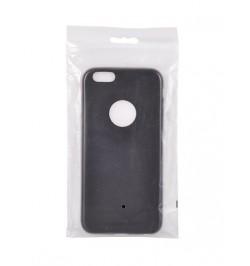 """Itin plonas 0,3mm silikoninis juodas dėklas Sony Xperia T3 telefonui """"Candy"""""""