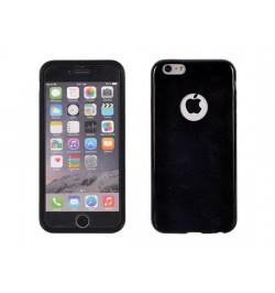 """Itin plonas 0,3mm silikoninis juodas dėklas Lumia 535 telefonui """"Candy"""""""