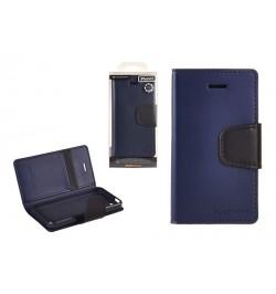 """Atverčiamas mėlynas dėklas iPhone 5 telefonui """"Sonata Diary"""""""