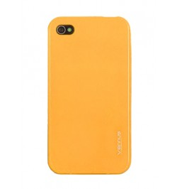"""Silikoninis geltonas dėklas Lumia 520 telefonui """"Jelly case Vennus"""""""