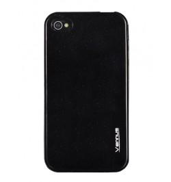 """Silikoninis juodas dėklas LG L90 telefonui """"Jelly case Vennus"""""""