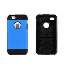 """Plastikinis mėlynas dėklas HTC One M8 telefonui """"Vennus tough armor matt"""""""