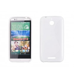 "Silikoninis baltas dėklas LG SWIFT L7 (P700) telefonui ""S-case"""