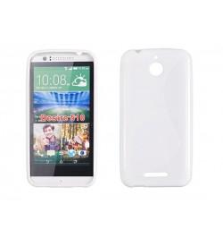 """Silikoninis baltas dėklas LG GOOGLE NEXUS 5X (H791) telefonui """"S-case"""""""
