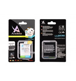 Baterija SAM I9190 S4 MINI/G357 ACE 4 2100 mAh Li-ion