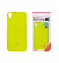 """Žalias silikoninis dėklas iPhone 4 telefonui """"Jelly Case"""""""