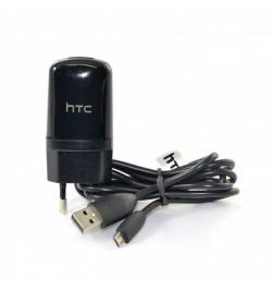 Įkroviklis HTC TC-E250 +microUSB kabelis Originalus