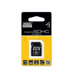 Atminties kortelė MicroSD 4 GB be adapterio
