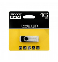 USB atmintinė GOODRAM TWISTER 16Gb