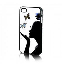 """Dėklas 3D """"Butterfly"""" Iphone 5G/5S"""