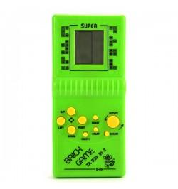 Mini konsolė (galvosūkis) TETRIS žalias