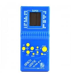 Mini konsolė (galvosūkis) TETRIS mėlynas