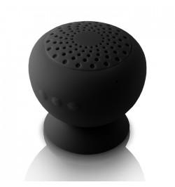 Atspari vandeniui juoda nešiojama beleidė Bluetooth garso kolonėlė MF-600