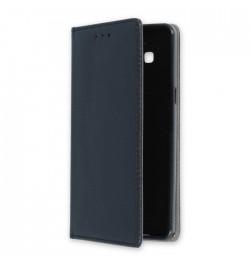 Juodas dėklas Smart Magnet Samsung Galaxy A5 telefonui