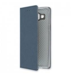 Pilkas dėklas Smart Magnet Samsung Galaxy A5 telefonui