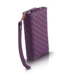 """Violetinis dėklas """"Piniginė"""" Wallet XXL i9300"""