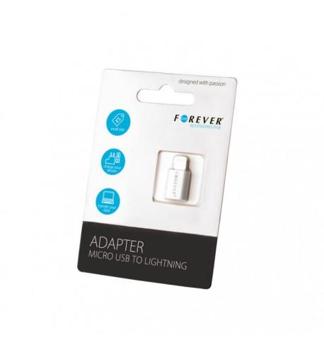 Micro USB/iPhone 5/6 adapteris