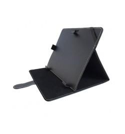 """Universalus planšetės dėklas 10"""" T-07 juodas"""