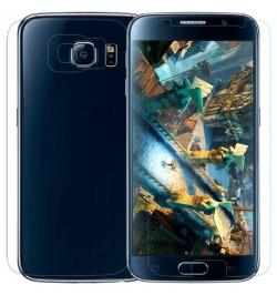 Aukštos kokybės grūdinto stiklo ekrano apsauga Samsung Galaxy S6 ( Priekiui ir galui)