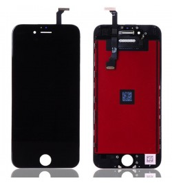 Telefono iPhone 6 ekranas LCD + Touch Panel juodas