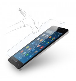 Apsauginis grūdintas stiklas Sony Xperia Z2 telefonui (FOREVER)