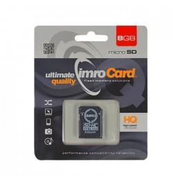 8 GB micro SD kortelė