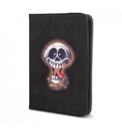 Universalus planšetinio kompiuterio dėklas Crazy Skull2 for tablet 9-10