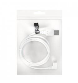 Baltas kompiuterinis laidas iPhone 5/6 telefonams