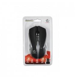 Rebeltec wireless optinė pelė GALAXY juoda/sidabrinė