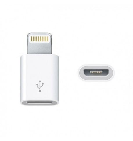 "Adapteris 8 PIN iš mikro USB į ""Lightning"" iPhone 5 5S 5C 5G"