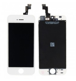Telefono iPhone 6 ekranas LCD + Touch Panel baltas