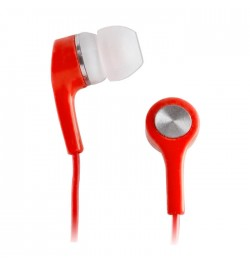 Ausinės SETTY headset red
