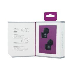 Ausinės Forever true wireless earbuds TWE-100 black
